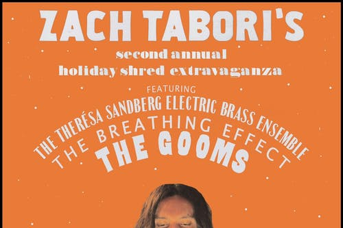 Zach Tabori's Second Annual Holiday Shred Extravaganza