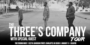 Slade the Supreme - Three's Company Tour
