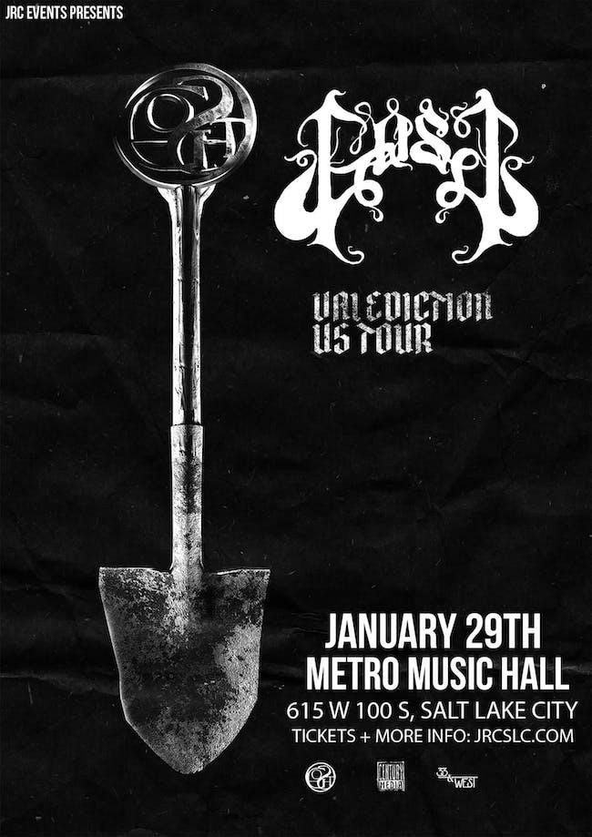 GOST: VALEDICTION US TOUR