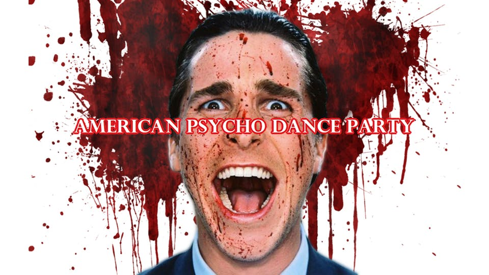 American Psycho Dance Party w/ DJ Evan Edge