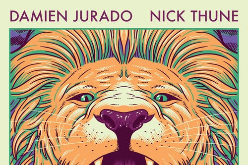 Damien Jurado and Nick Thune - Sad Music, Sad Comedy