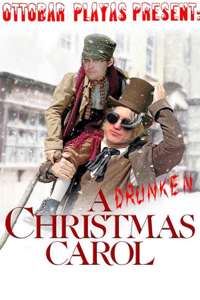 The Ottobar Playas present: A Drunken Christmas Carol