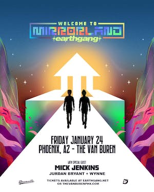 EARTHGANG - WELCOME TO MIRRORLAND TOUR