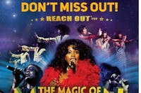 Magic of Motown - LAST 10 SEATS!