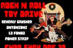 Rock N Roll Toy Drive