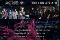 ACME x Red Handed Denial