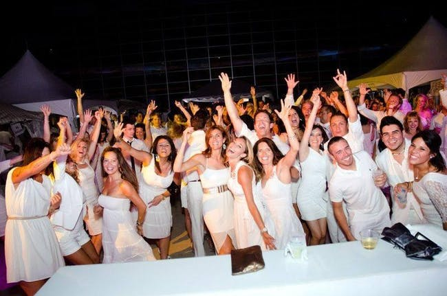 Pre-New Year All White Dress Party With Buena Vibra Band.