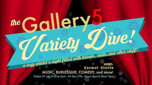 Gallery5 Variety Dive: Holiday Edition!