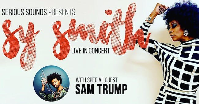 AN INTIMATE EVENING WITH SY SMITH