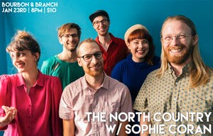 The North Country w/ Sophie Coran