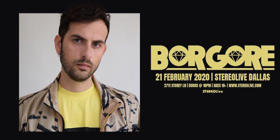 Borgore - Stereo Live Dallas