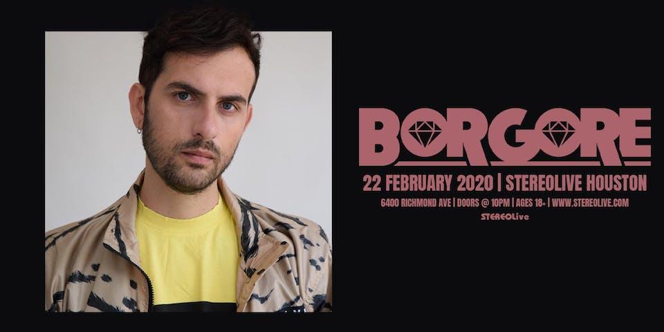 Borgore - Stereo Live Houston
