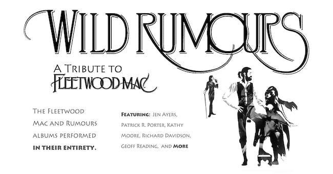 Wild Rumours-Fleetwood Mac Tribute