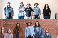 Mike & The Moonpies and The Vegabonds