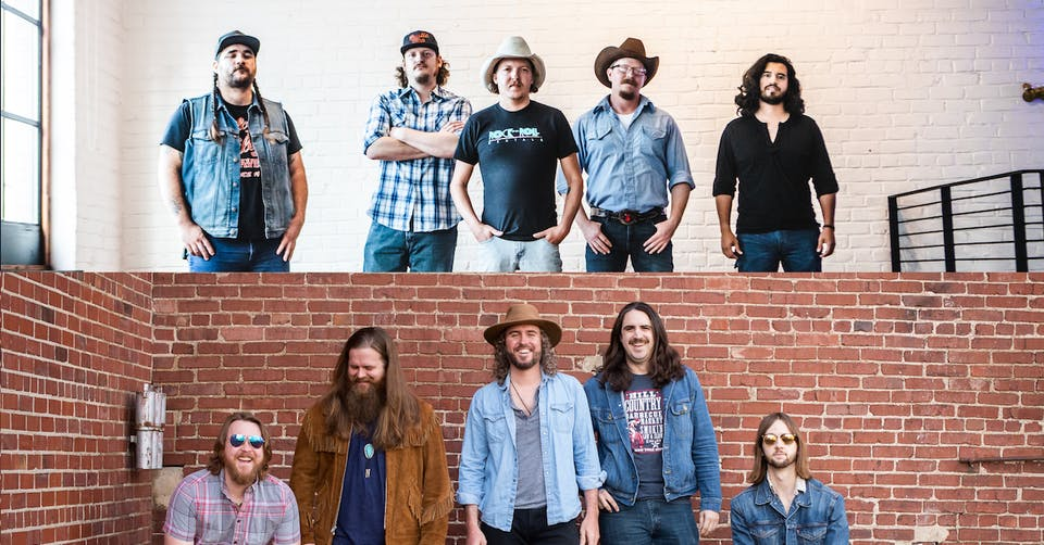 Mike & The Moonpies and The Vegabonds w/ Kirby Sybert