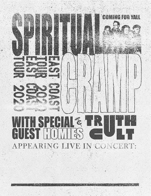Spiritual Cramp, TBD