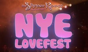 The Slipper Room Holiday Show: The New Year's Eve Lovefest