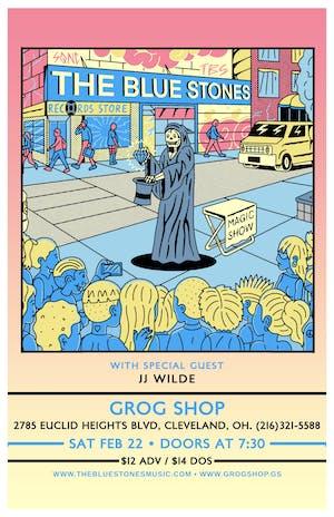 The Blue Stones / JJ Wilde