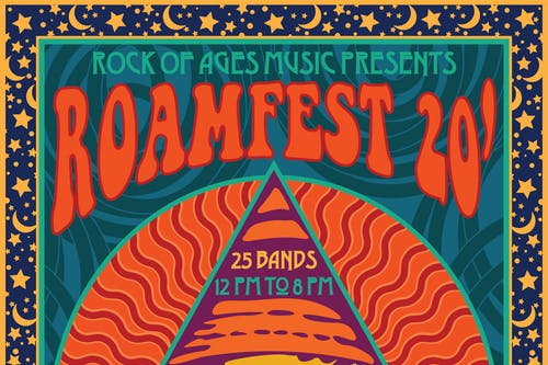Rock of Ages Presents: Roamfest '20