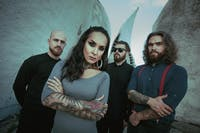 Jinjer- Tour of Consciousness