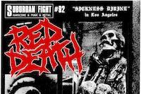 Red Death, Kommad, Dead Heat, Enforced, Agony