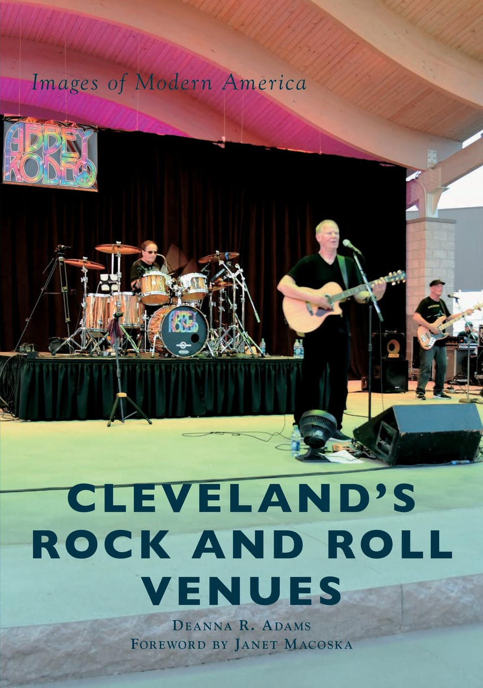 A Celebration of Cleveland Rock History with Deanna Adams and Ray Carr