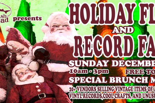 Beachland Holiday Flea and Record Fair