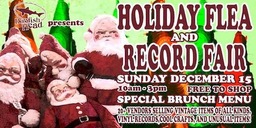 Beachland Holiday Flea and Record Fair