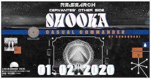 RE:Search feat. Shooka & Friends Bday B2B w/ Casual Commander (Sunsquabi)