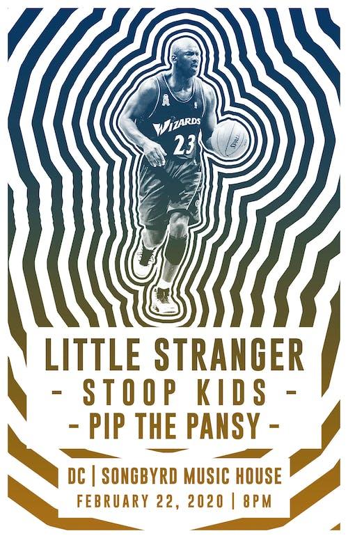 Little Stranger + Stoop Kids + Pip The Pansy (at Songbyrd)