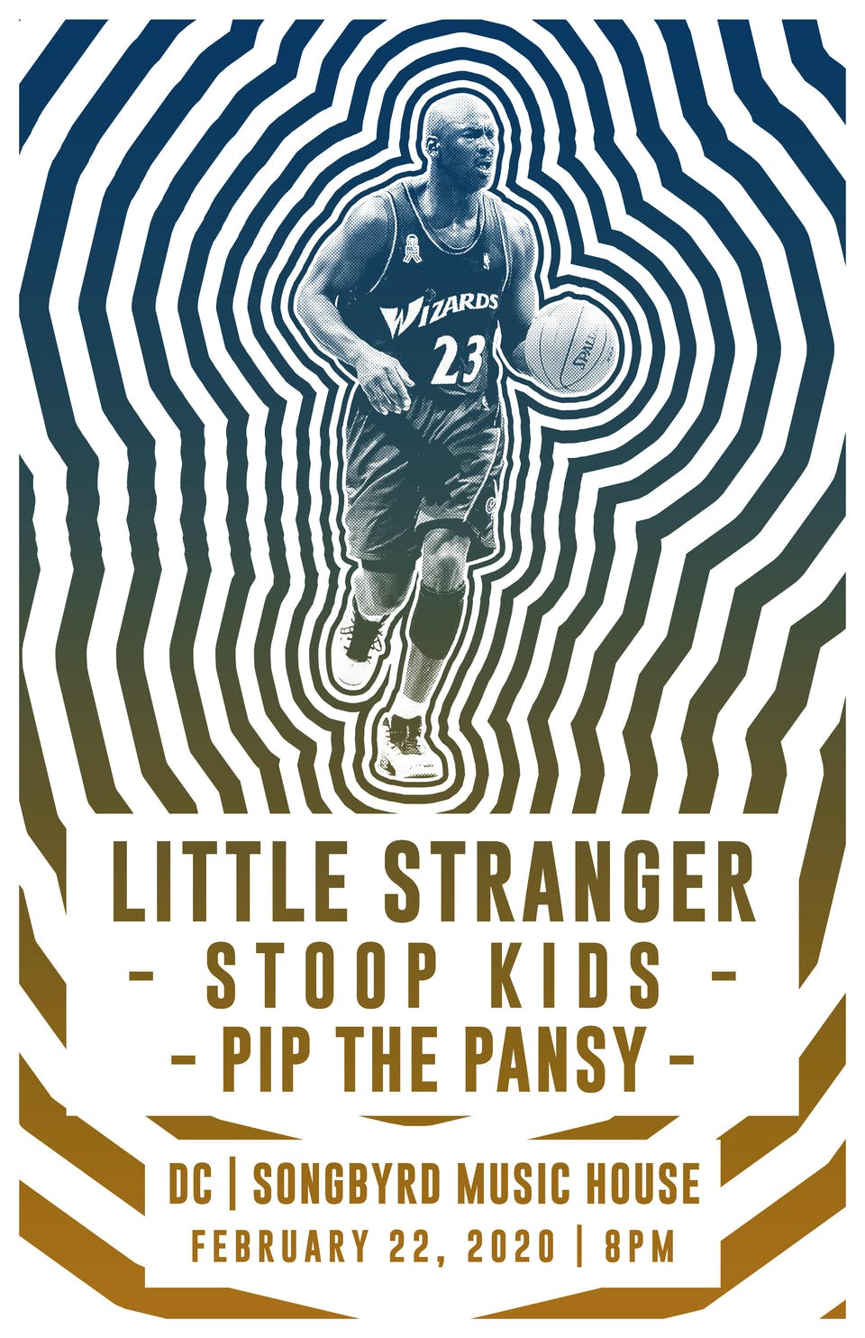 Little Stranger + Stoop Kids + Pip The Pansy (at Songbyrd)
