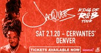 Jacquees - King of R&B Tour w/ Special Guests