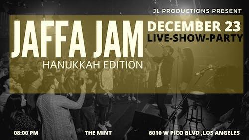 JL Productions Presents:Jaffa Jam