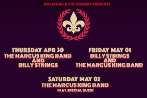 The Marcus King Band with Special Guests