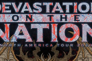 Devastation On The Nation Tour ft. Rotting Christ and More (CANCELLED)