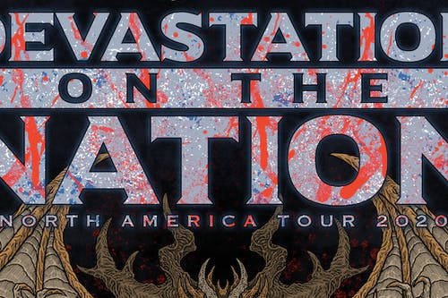 Devastation On The Nation Tour ft. Rotting Christ and More