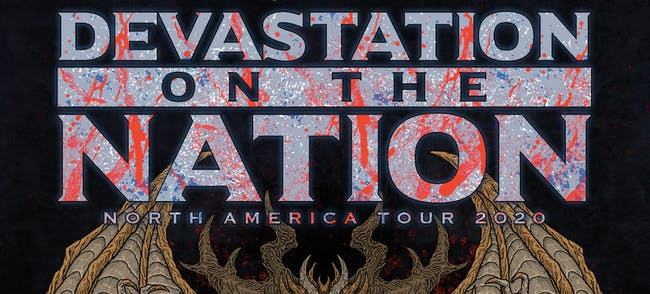 Devastation On The Nation Tour featuring Rotting Christ and More