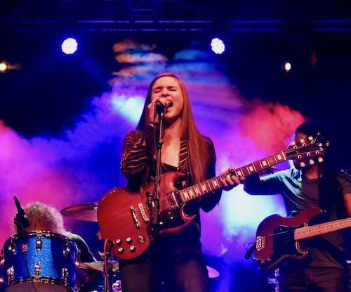 Katie Henry Band, Nine Mile Station, Davey Heritier, Melissa Crispo