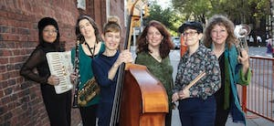 Klezmer Brunch Co-bill w/ Isle of Klezbos + MetroKlezmer