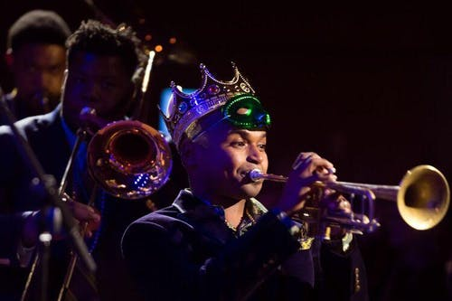NYE Harlem Renaissance Party with the Gotham Kings