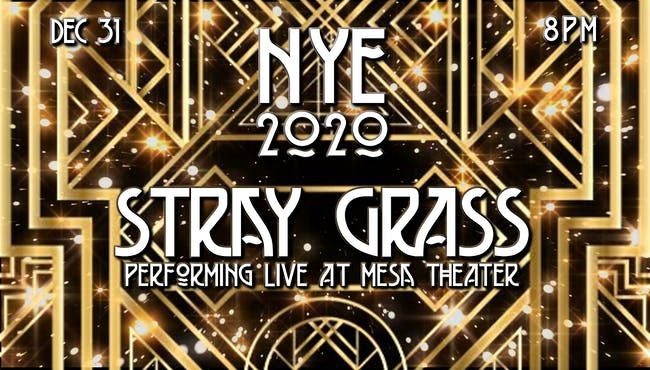 STRAY GRASS - FREE SHOW-