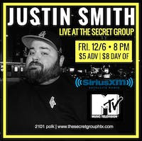 JUSTIN SMITH (MTV, Sirius XM, Comedy Central Radio)