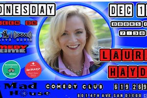 Richard Chassler as seen on Man Up Stand Up and Laura Hayden Comedy Time TV