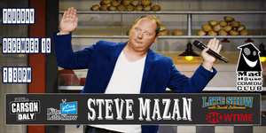 Steve Mazan from The Late Late Show, Last Call with Carson Daly & more!