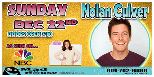 Nolan Culver as seen on NBC's American Housewife and more!