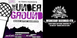 The Underground featuring Jak Da Ripa, Ari FNF, One Way, & more
