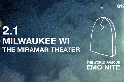 Emo Nite at The Miramar Theatre presented by Emo Nite LA