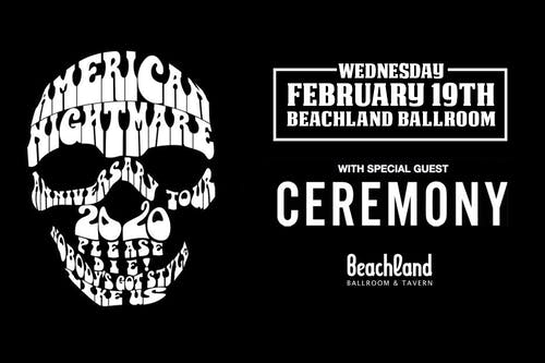 American Nightmare • CEREMONY