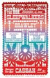 The Sleepwalkers, Brawley, The Cowpokes, Chloe Lou and the Liddells