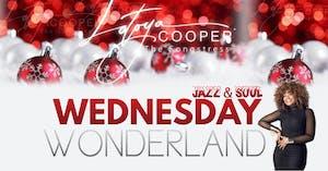 "LaToya ""The Songstress"" Cooper Jazz & Soul Winter Wonderland Show"